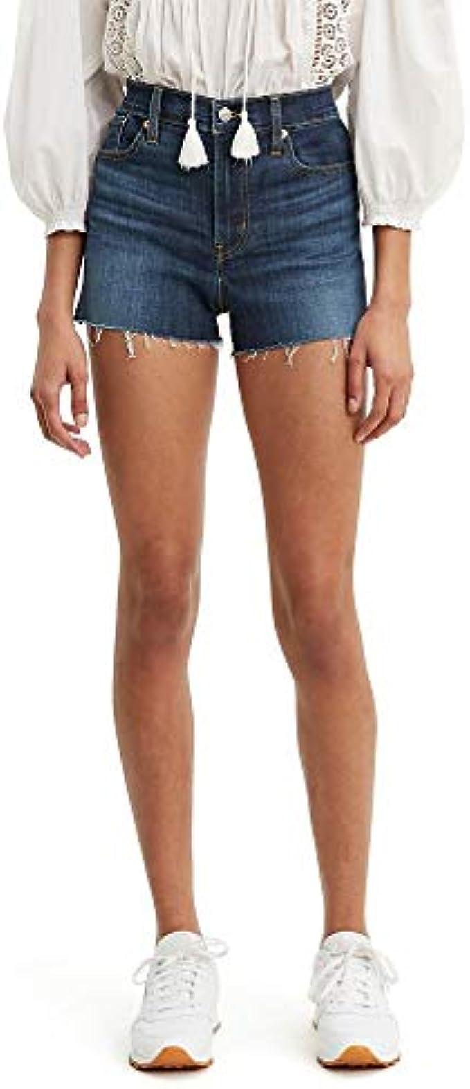 Levi's Women's High Rise Shorts