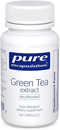 Pure Encapsulations Decaffeinated Hypoallergenic Antioxidant