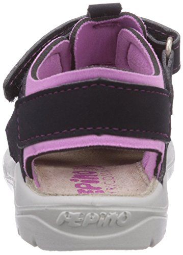 Gery Fille Bleu 336 Fermé candy Ricosta see Sandales Bout HwqIdRd