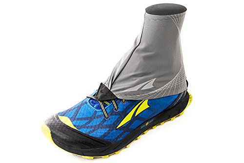 Altra Trail Gaiter Protective Shoe Covers, Gray, L Regular US