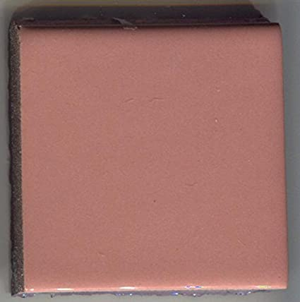 About 2x2 Ceramic Tile Peach 590 Brite Summitville Vintage Sample