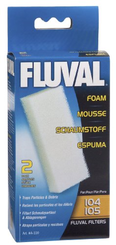 Fluval-104105-Foam-Filter-Block-2-Pack