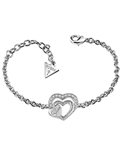 603ca00dbe12 PULSERA GUESS UBB83091-S MUJER  Amazon.co.uk  Jewellery