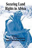 img - for Securing Land Rights in Africa (Hardcover)--by Tor A. Benjaminsen [2003 Edition] book / textbook / text book