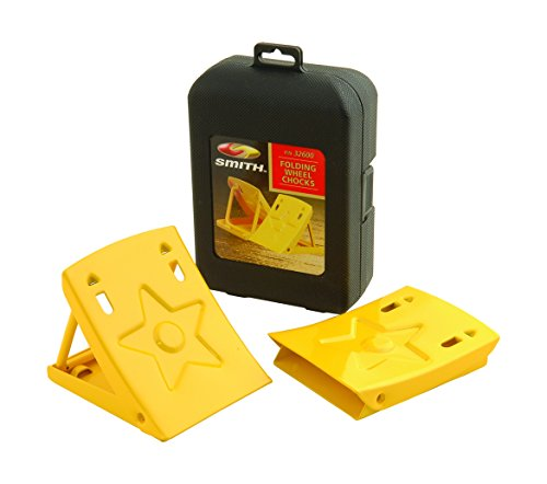 CE Smith Trailer 32600 Wheel Chocks, 5' x 6' x 4'- Replacement Parts and Accessories for your Ski Boat, Fishing Boat or...