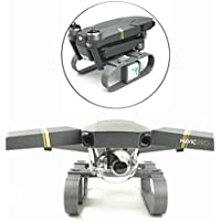 Drone Fans 3D Printed Mavic Pro Lengthened Height Extender Landing Gear Stabilizer with RF-V16 GPS Holder Bracket for DJI MAVIC PRO