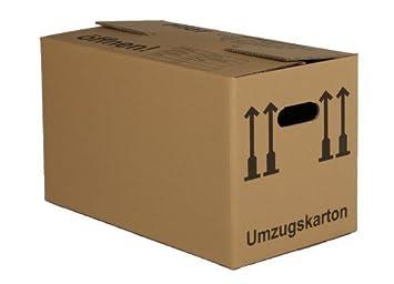 900 nuevas Cajas de cartón para mudanza XXL (Expedición) 2-ondulado / Volumen 84l / Medidas exteriores 660 x 360 x 380 mm: Amazon.es: Oficina y papelería