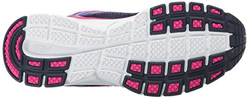 Navy Fila Pink Fila Shoe Forward Glo Wedgewood Running Women's q0XSYxXp