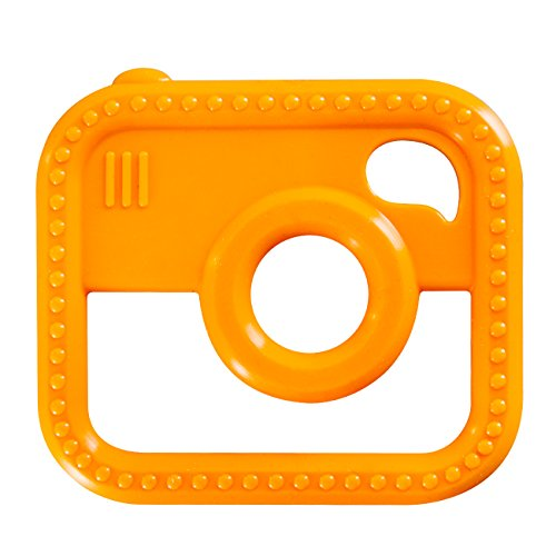 Ulubulu 7 01 2 S 1 003 Camera Teether Orange