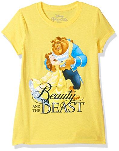 Disney Girls Beauty Beast T Shirt