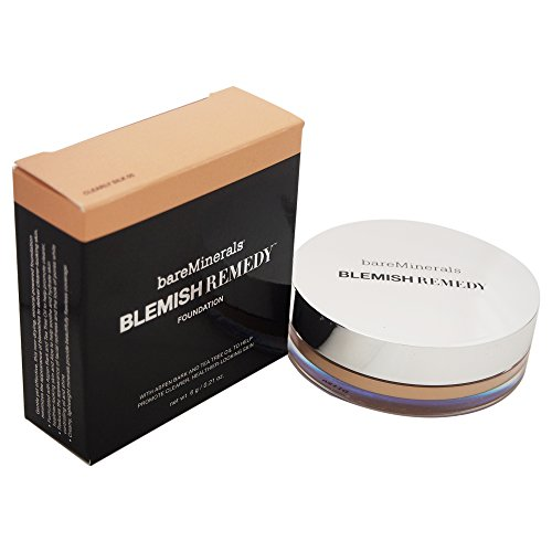 bareMinerals Blemish Remedy, Clearly Silk, 0.21 (Bare Silk Mineral Makeup)