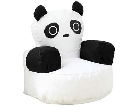 Wondrous Amazon Com Quwei Childrens Sofa Chair Panda Print Filling Pabps2019 Chair Design Images Pabps2019Com