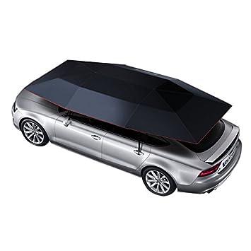 Amazon.es: Topnavi [4000 x 2100 mm automático coche tienda funda] inalámbrico Control remoto movimiento anti-gale coche automático tienda sombrilla viajes ...