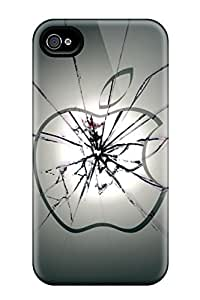 MMZ DIY PHONE CASEBrand New 4/4s Defender Case For Iphone (cracked Screen Ipad)