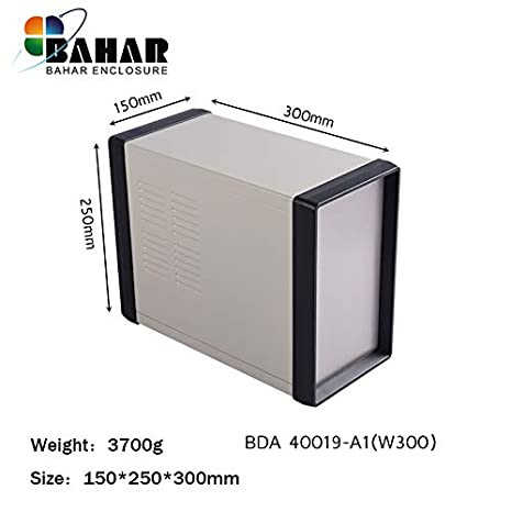 Bahar Enclosure//Metallgehäuse//Iron Case//BDA 400 new Series//