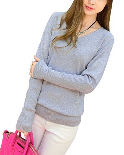 Liny Xin Batwing Pullover Cashmere product image