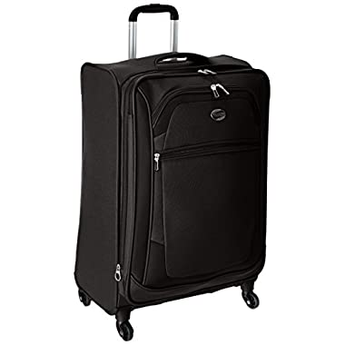 American Tourister Ilite Xtreme Spinner 25, Black, One Size