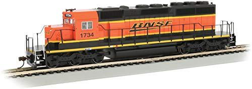 (EMD SD40-2 DCC Equipped Diesel Locomotive BNSF #1734 (Heritage III) - HO Scale)