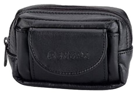 Pentax PTX-L40 Soft Leather Case for Optio S, S4i, S5i & S5z Digital Cameras Pentax Optio Series