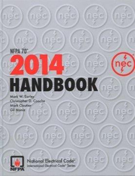 NFPA 70: National Electrical Code (NEC) Handbook (Hardcover) and QUICK-CARD: National Electrical Code (NEC) 2014