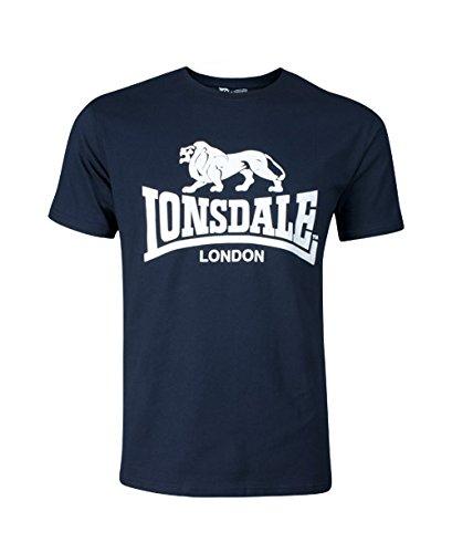 Lonsdale Langsett - Camiseta de manga corta para hombre gZJngW