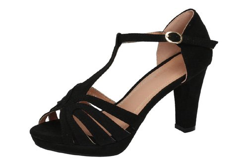 ShoesSandali Donna Nero E itScarpe Hf Borse 39Amazon HD2WIE9