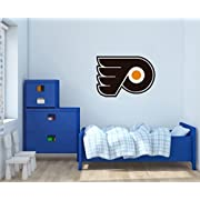 Phillies Flyers - Wall Decal for Home Bedroom Decoration (Wide 20 x14  Height Inches)