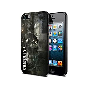 Case Cover Silicone Iphone 4 4s Call of Duty 3 Cod304 Classic Game Protection Design