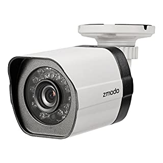 Zmodo 720p HD sPoE IP Network Outdoor Camera IR Night Vision Home Security Camera