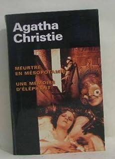[Hercule Poirot] : Une mémoire d'éléphant, Christie, Agatha