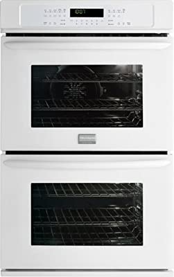 "Frigidaire FGET3045K 30"" Electric Double Wall Oven with Effortless Convection and Express-Select Cont,"