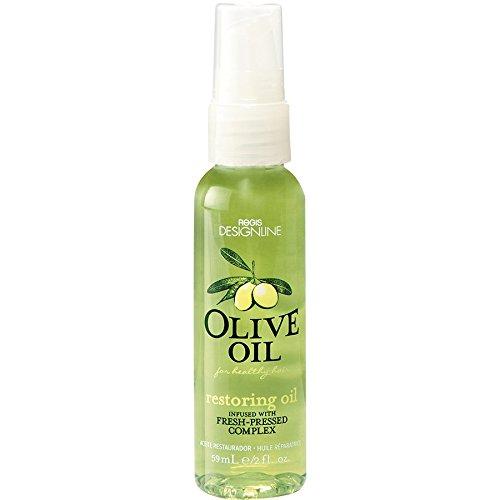 Regis DESIGNLINE Olive Oil Restoring Oil, 2oz LADOVE