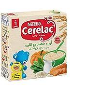 CERELAC Vegetables Milk 125g