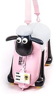 Maleta Para Niñas Montable-shaun The Sheep