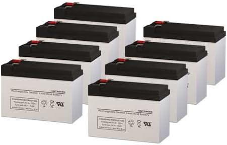 Liebert 48VBATT UPS Replacement Batteries Set of 8