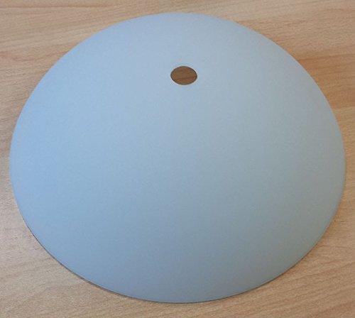 Abat-jour Prescot Wofi 7550/Lampe de verre lampe Parasol de rechange en verre de rechange pour lampe de table en verre diam/ètre du trou 19/mm.