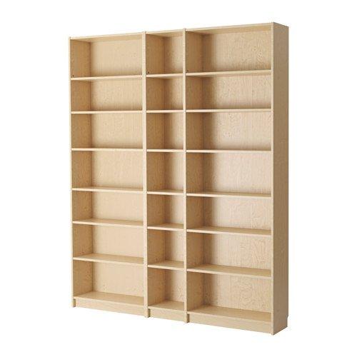 IKEA本棚、Birch Veneer 14202.81114.22