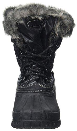 Skechers Nero Black Black Stivali Windom Windom Donna wqYRpr0q