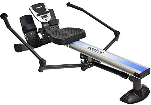 Stamina Products BodyTrac Glider 1060 Hydraulic Resistance Fitness Rower Machine