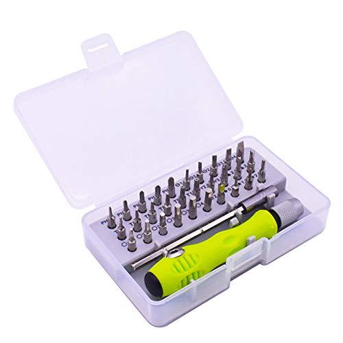 - Precision Screwdriver Set 32 in 1 Multifunction Professional Magnetic Screwdriver Set Kits Repair Tools Screwdriver for Phones Laptop Computer Glasses