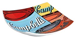 rosenthal andy warhol campbell 39 s soup tray serving trays. Black Bedroom Furniture Sets. Home Design Ideas