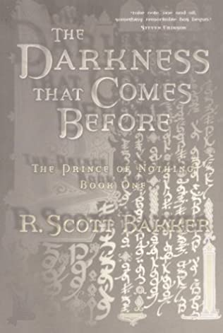 book cover of The Darkness That Comes Before