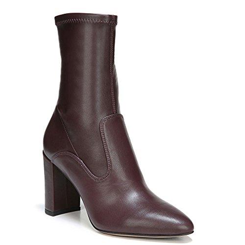 Franco Sarto Artist Samling Fancy Womens Boot Burgunder