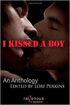 Book I Kissed A Boy