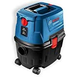 Bosch Vaccum Cleaner And Blower Gas 15 1100 Watt (Blue And Black_Full)