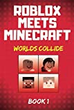 img - for Roblox Meets Minecraft: Worlds Collide book / textbook / text book
