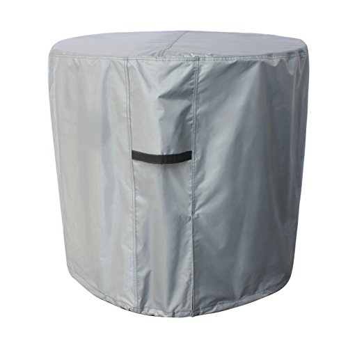 air conditioner cover round heavy