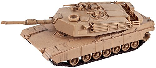 M1a1 Tank - InAir Classic Armour E-Z Build Modern Tank Battery-Operated Model Kit - M1A1 Abrams