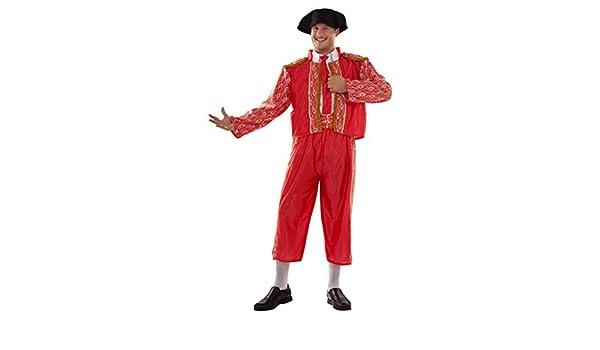 Disfraz barato de Torero para hombre en varias tallas: Amazon.es: Juguetes y juegos