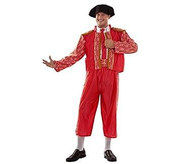 Disfraz barato de Torero para hombre en varias tallas: Amazon.es ...